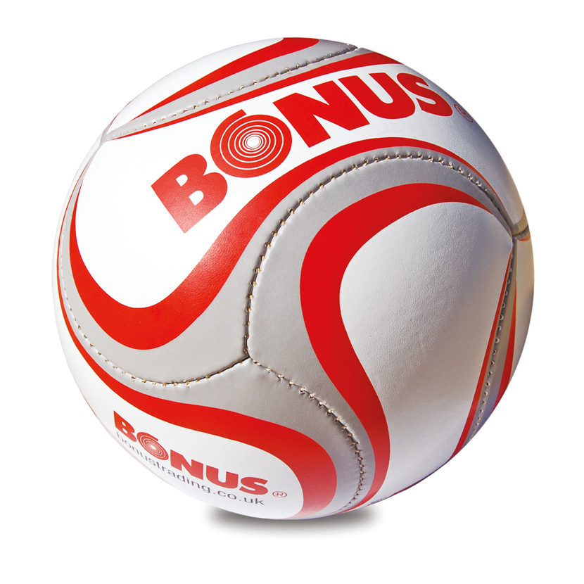 Promotional branded football
