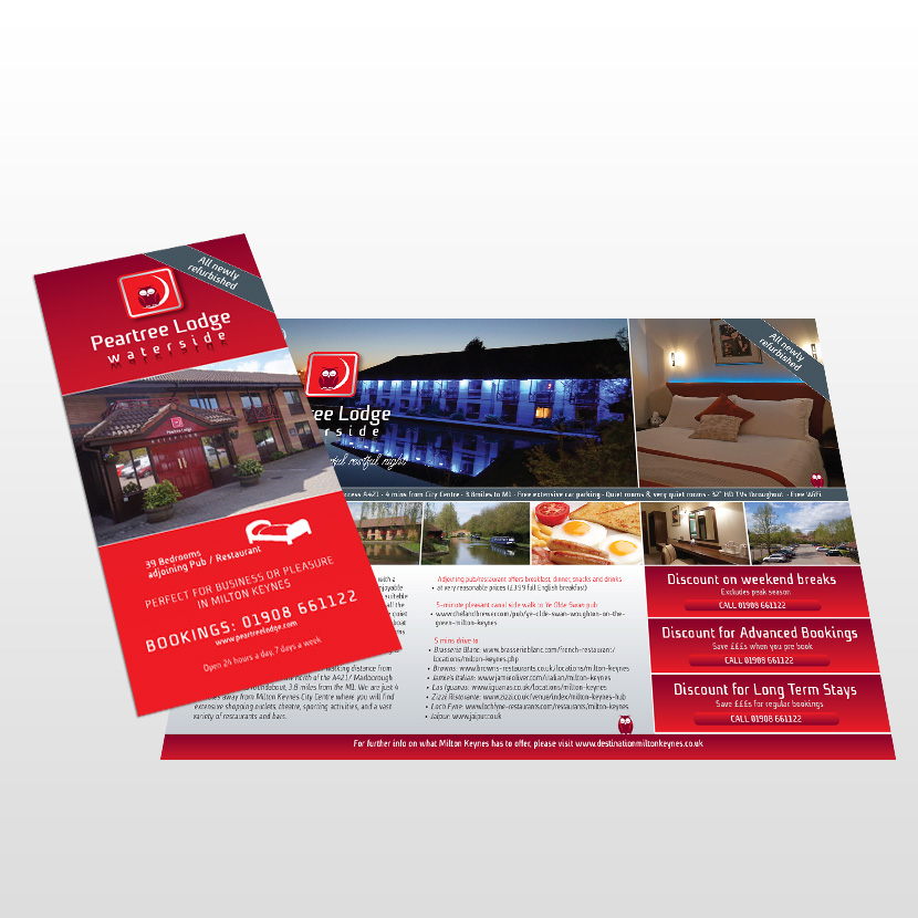 Peartree Lodge Waterside Brochure