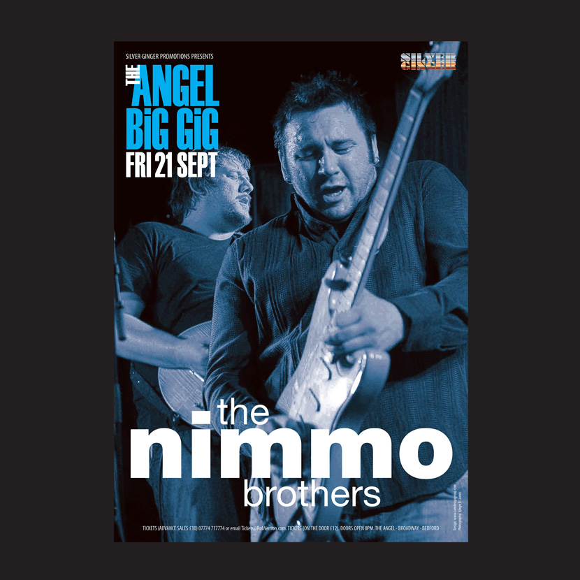 The Nimmos Brothers Poster 2007