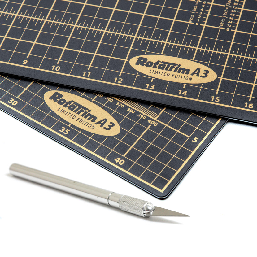 Limited Edition A3 Cutting Mat