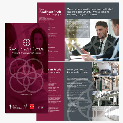 Corporate Leaflet Design